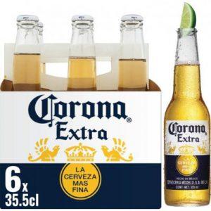 Corana bier ( mexicaans )