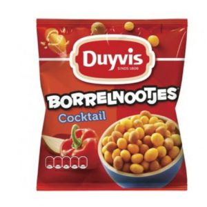Duyvis borrelnootjes cocktail