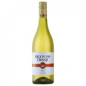 Kroon van Oranje wijn