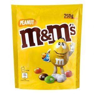 M&M'S Pinda chocolade